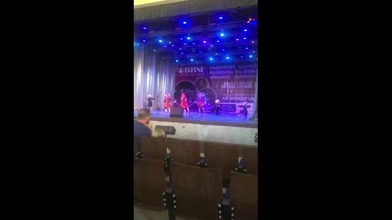 Фестиваль танцев в Батуми 🇬🇪
