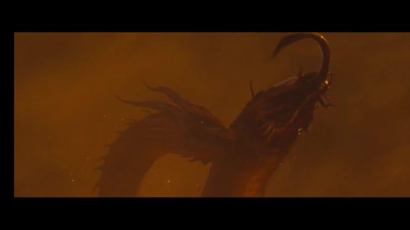 Годзилла 2 король монстров пробуждения титанов
