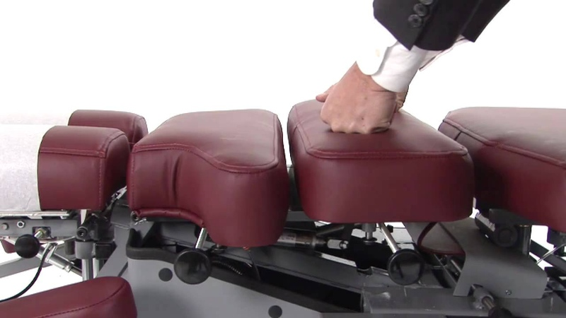 Hill AFT Automatic Flexion Chiropractic Table