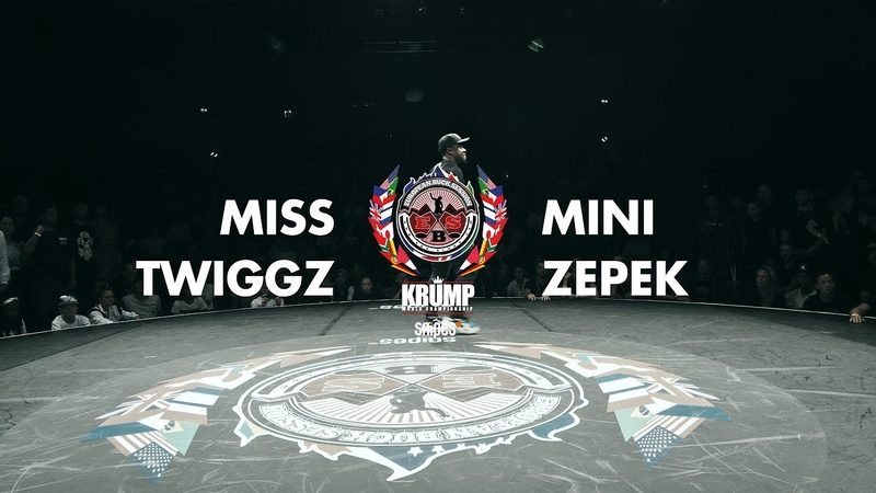 Miss Twiggz vs Mini Zepek | Junior Final | EBS World Final 2019