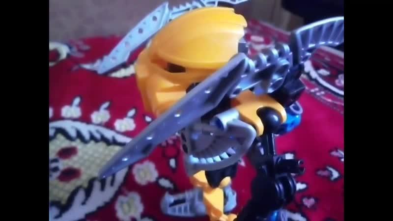 Bionicle:Adventure 1 сезон 4 серия Прощайте беженцы! Х версия