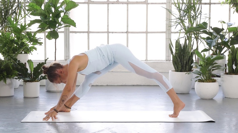 Explore Your Inner Landscape with Kayla Nielsen's Flow: Feel It Out Yoga Class
