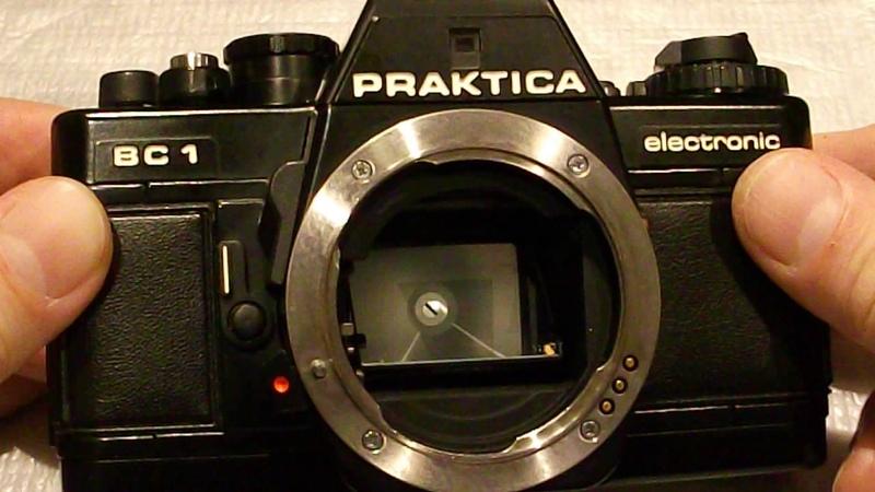 PRAKTICA BC1 PRAKTICAR 1.8/50mm, overview.
