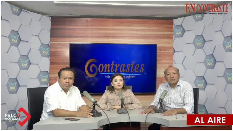 REVOCACIÓN DE MANDATO/ COMPARECENCIAS, TRANSPARENCIA Y MEDIOS DE COMUNICACIÓN HOY EN CONTRASTES