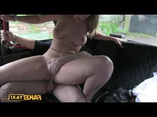 FakeTaxi - Paige Turnah - Nov 07, 2013 - Ponytail Babe Makes Cabbie Her BoyToy