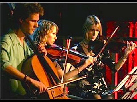 Basquiat strings with e eskelin s h fell s rochford live @ BBC electric proms 26 10 2007