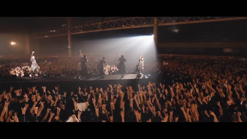 ● BABYMETAL ●●● Ijime Dame Zettai music video 14 07 2020 live pro shot Full HD