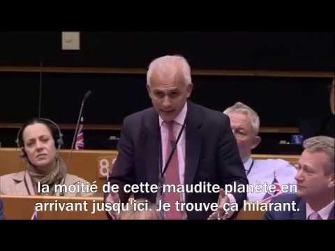 Intervention de Benyamin Habib en session plénière Bruxelles