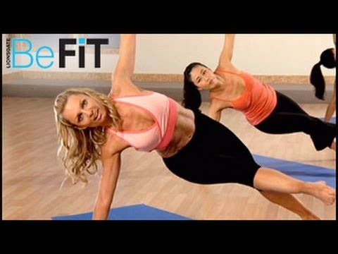 Tracey Mallett: Booty Barre | Abs Flexibility Workout