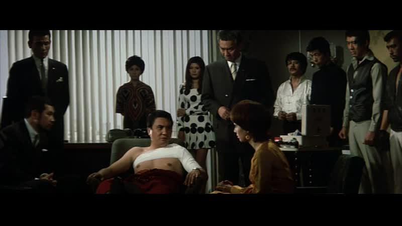 Подручный якудза 2 Наемный убийца Yakuza Deka The Assassin (1970)