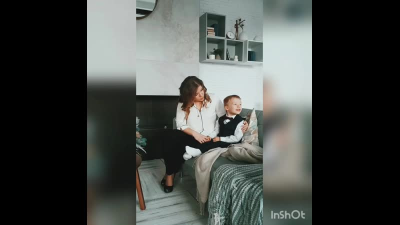 Игореше 4 годика