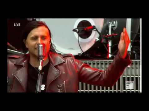 Three Days Grace - Animal I Have Become Seven Nation Army Cover [Live Rock Am Ring 2019]