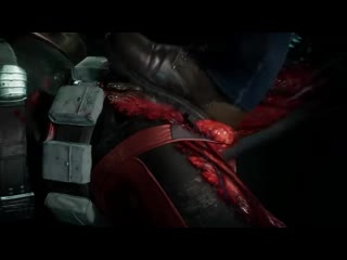 PlayStation Mortal Kombat 11 Kombat Pack  Official Terminator T-800 Gameplay Trailer | PS4