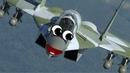 Doodles military aircraft. Doodles are singing, flying and refueling in the sky.