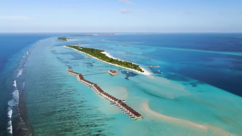 Welcome to LUX* South Ari Atoll Resort Villas