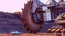 Monster Truck Worlds Biggest Bucket Wheel Excavator Bagger 288