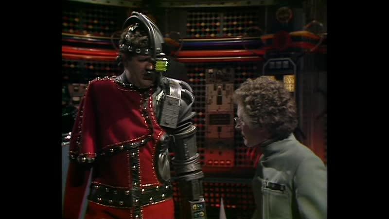 Классический Доктор кто, 16 сезон, Пиратская планета, часть третья (MVO RedDiamond Studio)