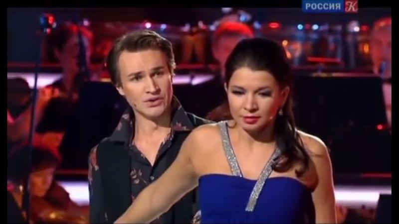 Сергей Плюснин и Мария Пахарь дуэт Сильвио и Недды