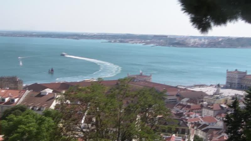 Лиссабон, Крепость Святого Георгия