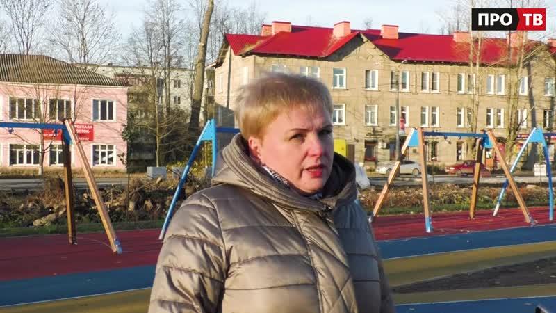 Парки и зоны отдыха в Волхове появляется новое общественное пространство