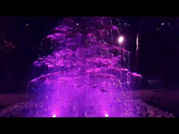 Душевное Сияние Невероятно красивые фонтаны Световые представления для хорошего настроения
