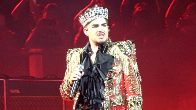 【We Will Rock Yon】QUEEN Adam Lambert @Nagoya Dome - Jan.30.2020【4K】