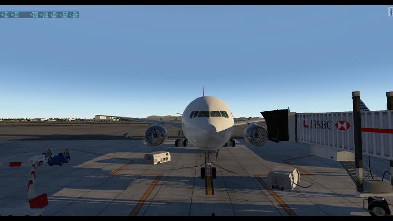TNCM landing Boeing 777-200ER Princess Juliana International Airport