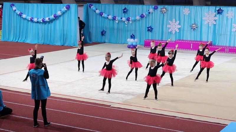 Принцесса спорта. Зимняя сказка 2017 - Минск - 24.12.2016 - 09.00 - 8