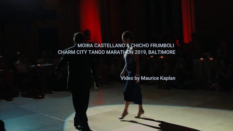Танго Нуэво: Mariano Chicho Frumboli Moira Castellano performing at Charm City Marathon 2019 1/6