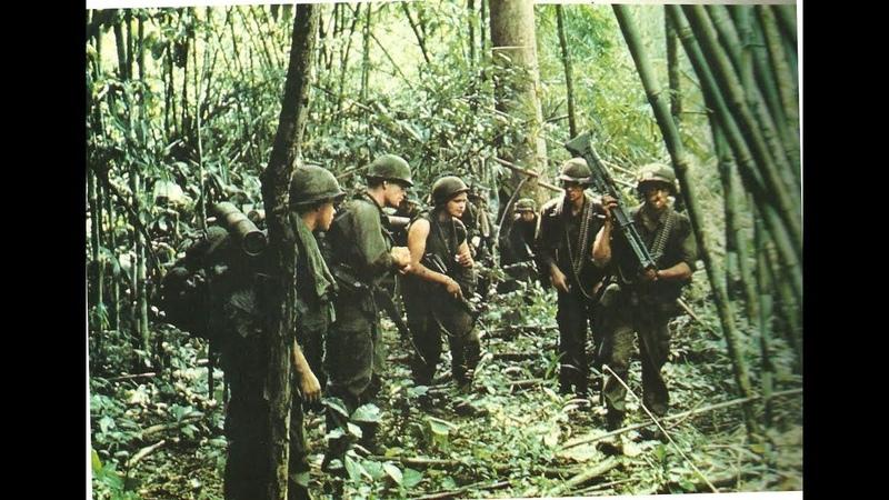 The Strange Ambush of Team Rock Mat, Vietnam 1970