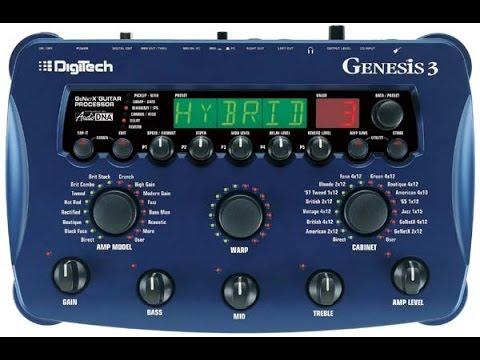DIGITECH GENESIS3