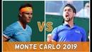 Rafael Nadal vs. Fabio Fognini Match Highlights