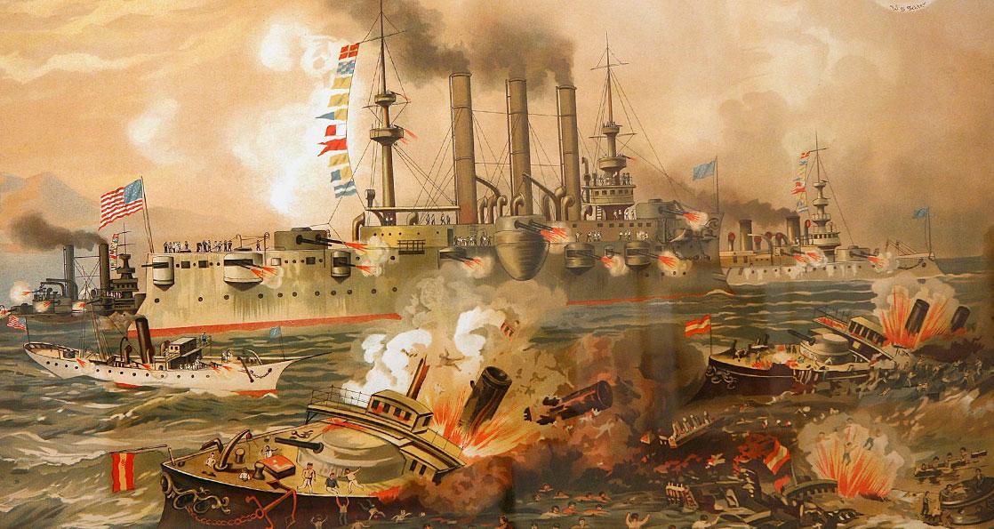 Корабли США