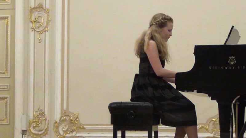 9 июня 2019 Лист Грезы любви Концерт памяти Ольги Андреевны Курнавиной в МЗФ