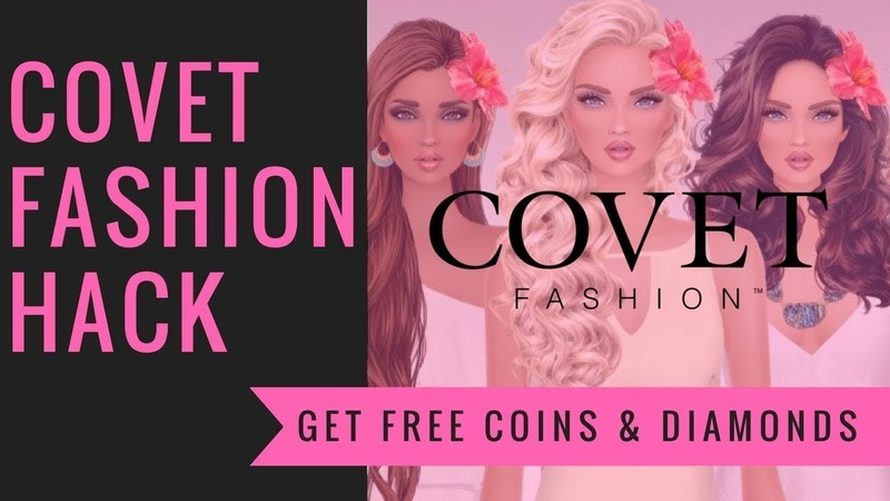 Covet Fashion Hack 2019 - Unlimited Free Cash and Diamonds {Android iOS}