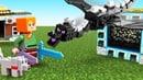 ИгроБой • Майнкрафт видео - Как приручить дракона в Minecraft! - Игры для детей.