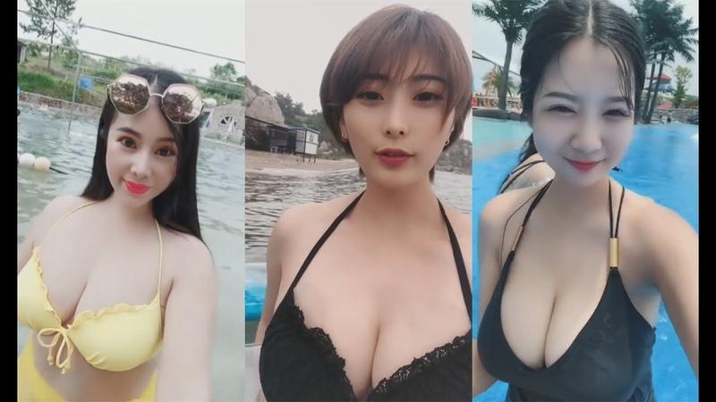 抖音 福利 2019 抖音tik tok泳装美女短视频top10 排行榜12月精选合集Top7 性感美女