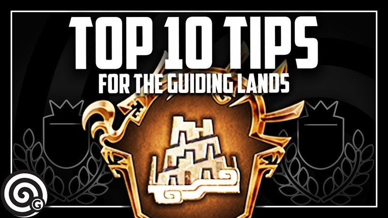 TOP 10 TIPS - Guiding Lands (UPDATED TIPS!) | MHW Iceborne