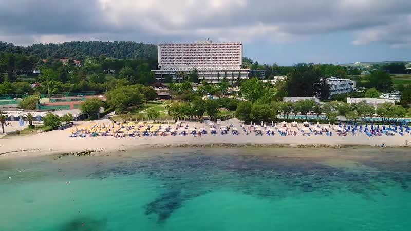 Отличные каникулы в Bomo Athos Palace Hotel