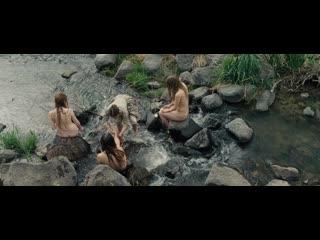 Miranda Otto Nude - The Homesman (2014) 1080p Bluray Watch Online / Миранда Отто - Местный