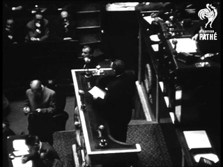 Laniel Meets The Assembly (1950)