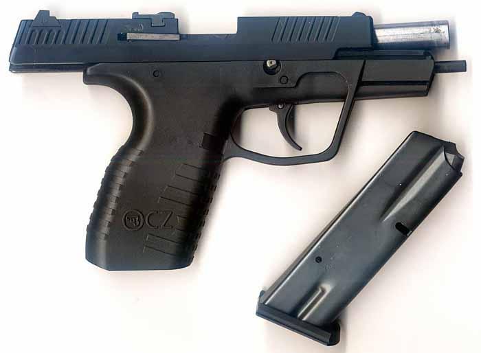 Пистолет CZ 100, Чехия, изображение №2