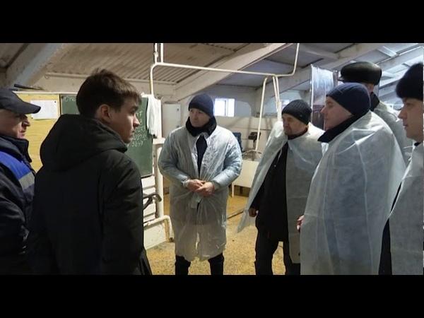 Марат Зяббаров посетил с рабочим визитом Пестречинский район
