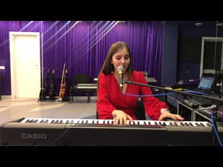Ариведерчи - Земфира вокальный кавер от Дарьи Штиль