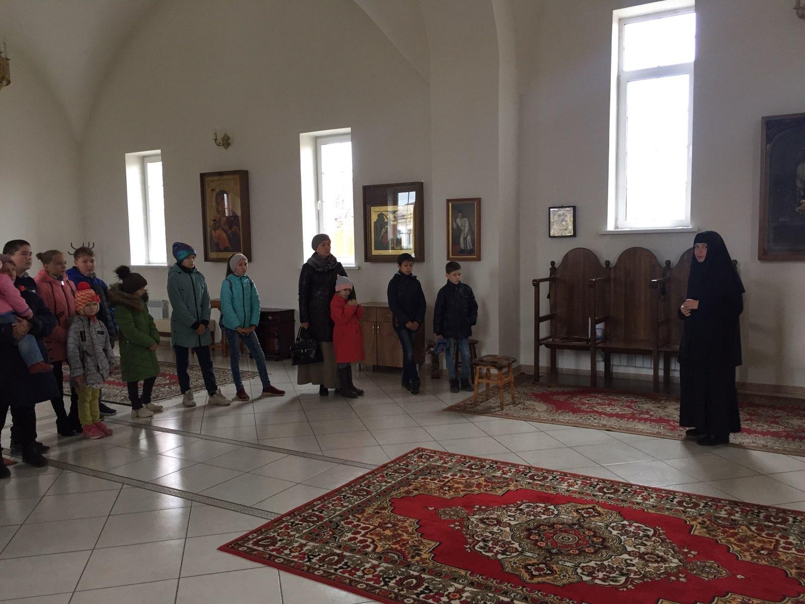 Духовно-нравственное воспитание молодежи 8