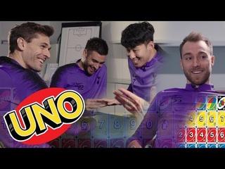 SPURS UNO SHOWDOWN | ft. Heung-min Son, Christian Eriksen, Fernando Llorente and Paulo Gazzaniga