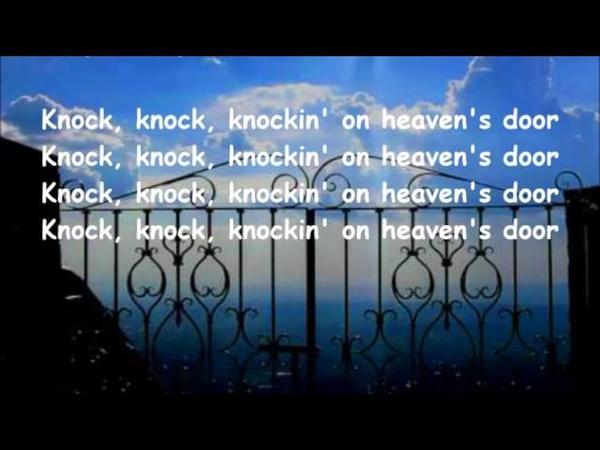 Bob Dylan - Knockin' on Heaven's Door (drums bass track)