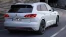 Volkswagen Touareg R-Line - New High-Tech Flagship SUV