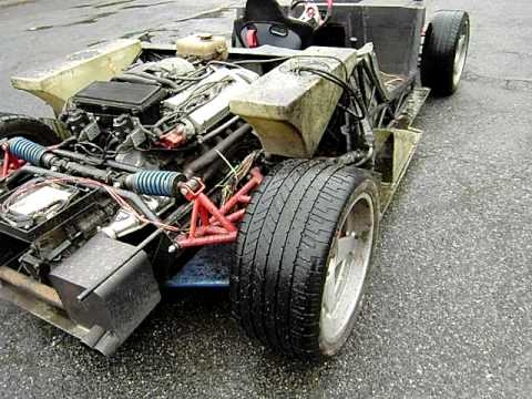 F1 kit car concept part 4