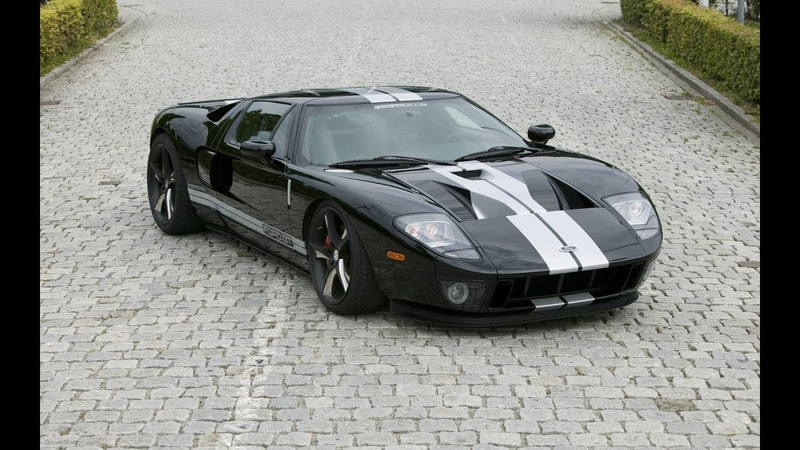 Need for Speed Most Wanted Ford GT Ring Sprint